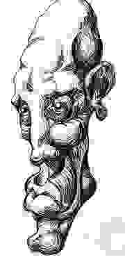 carachete Nro. 1, 1992.