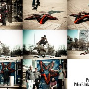 Intervención Urbana: Poseído por el Skate, Video: Fernando Mendoza Bravo, Julio 2014