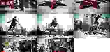 Intervención Urbana: Poseído por el Skate, Fotos: Fernando Mendoza, Julio 2014