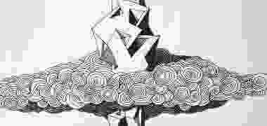 Dibujos El templo de la nube y el rayo