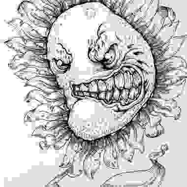 Dibujos Flor