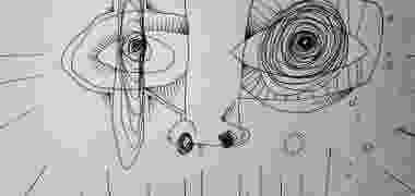 Dibujos Rostro II