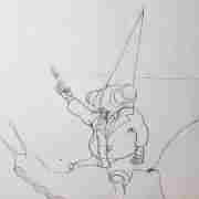 Dibujos Cabalgando el caracol