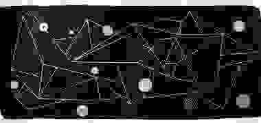 Constelación II, 2015. Colección Particular.