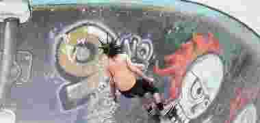 Skate Rock #2