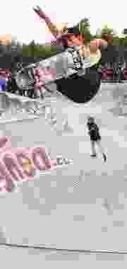 Skate Rock #3