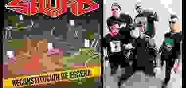 Dirección de Arte y Fotografía del álbum: Reconstrucción de escena, banda: Squad