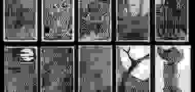 Visiones del año del Perro, 2018 (Xilografías)