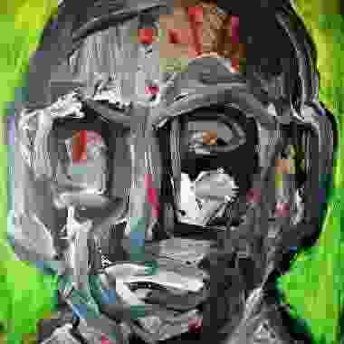 Retrato (Vicente Huidobro), 2020