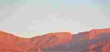 Cordillera en verano, 2020