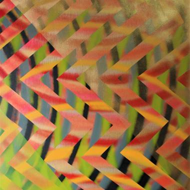 Abstracción #6, 2021