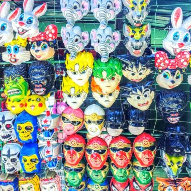 Máscaras, 2018